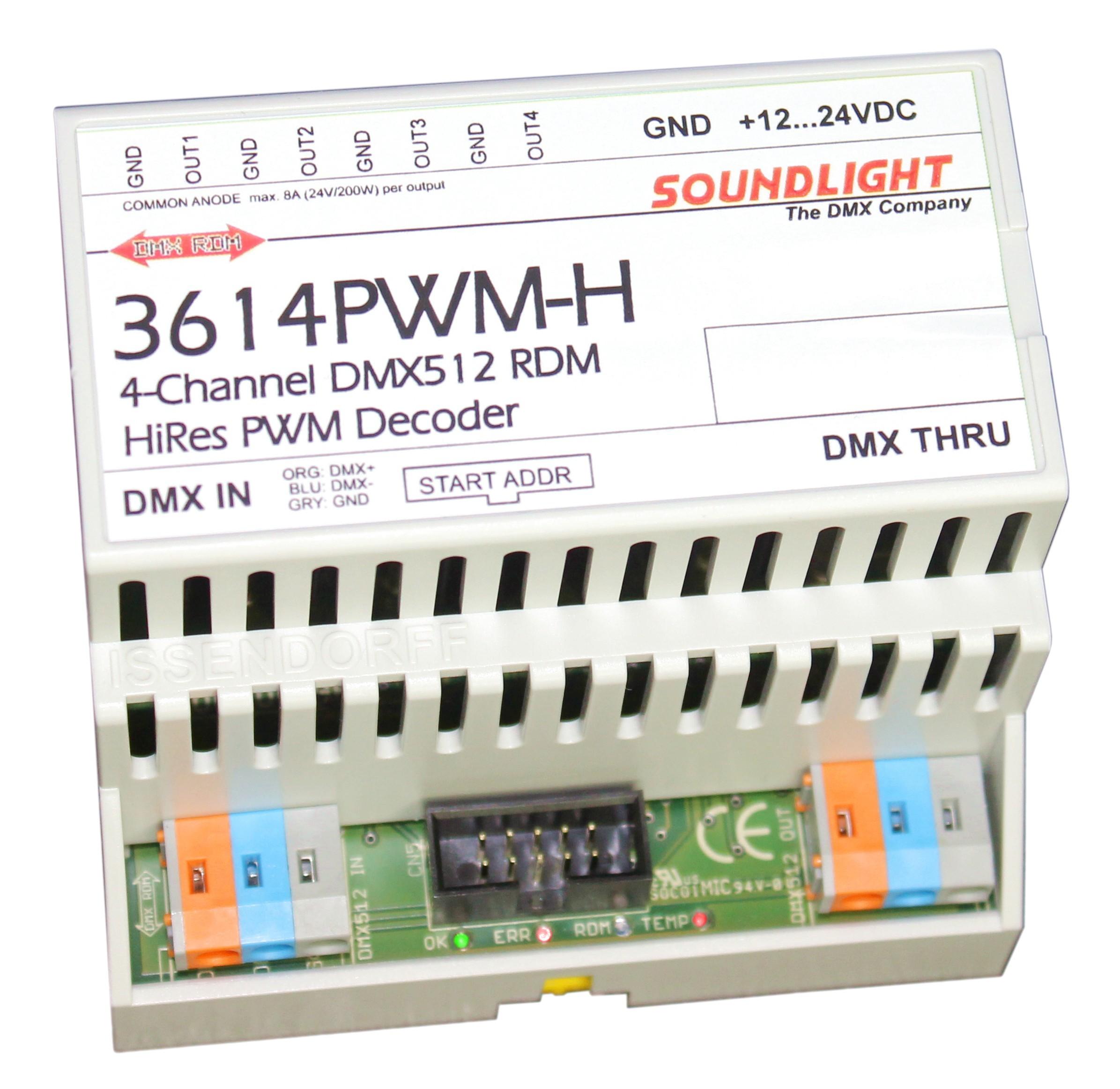 SOUNDLIGHT 3614PWM-H